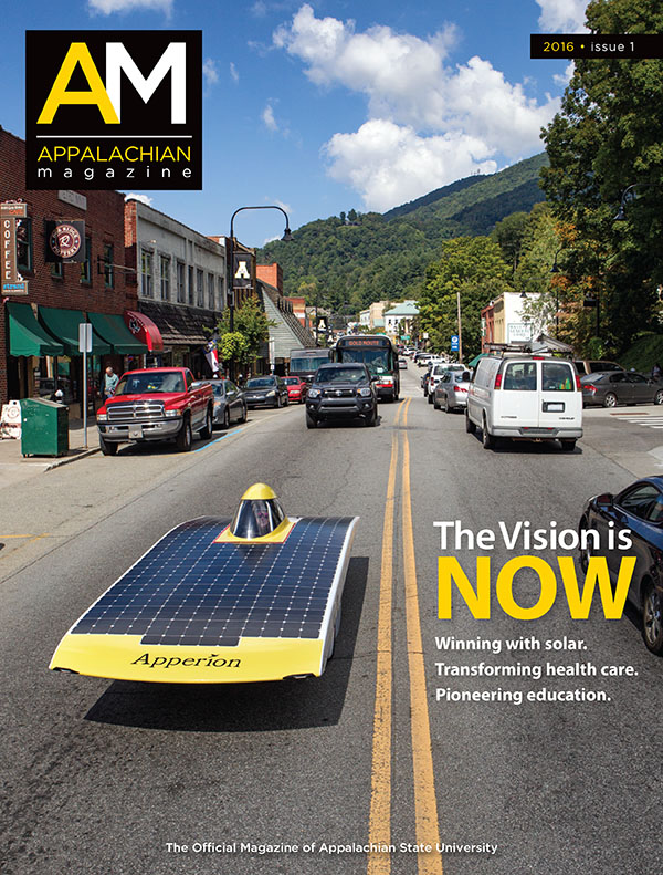 Appalachian Magazine 2016, Issue 1
