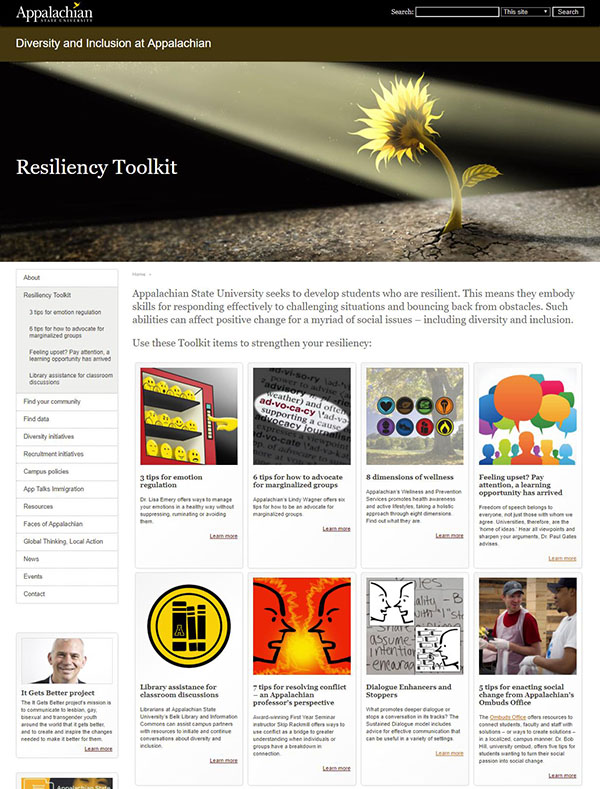 Resiliency Toolkit