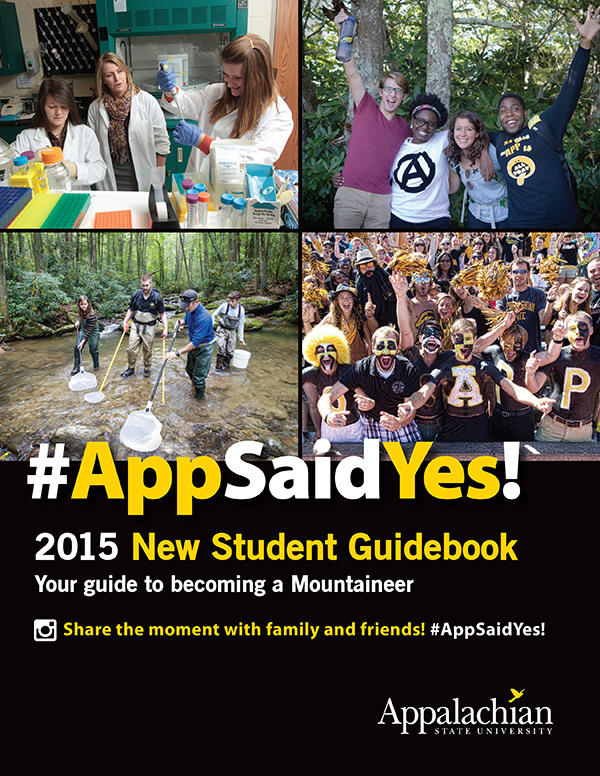 New Student Guidebook 2015