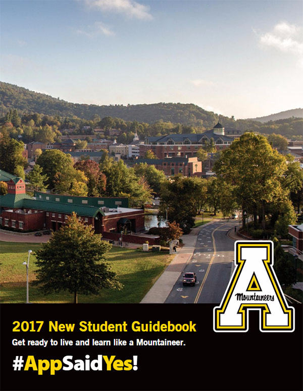 New Student Guidebook 2017