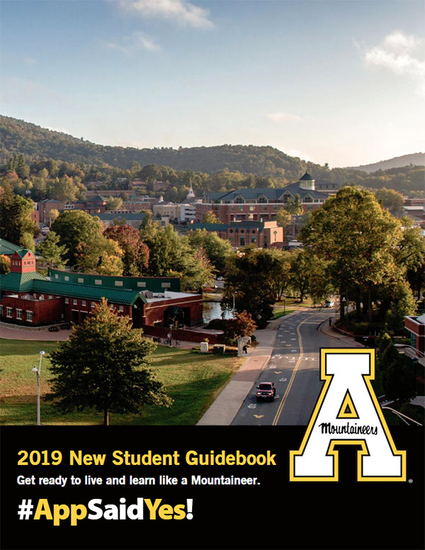 New Student Guidebook 2019