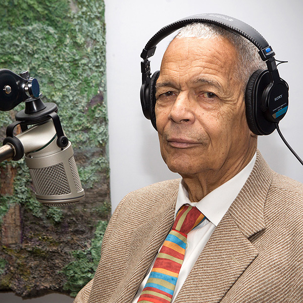 SoundAffect podcast: Moving Forward: Lessons from a Civil Rights Leader, featuring Julian Bond