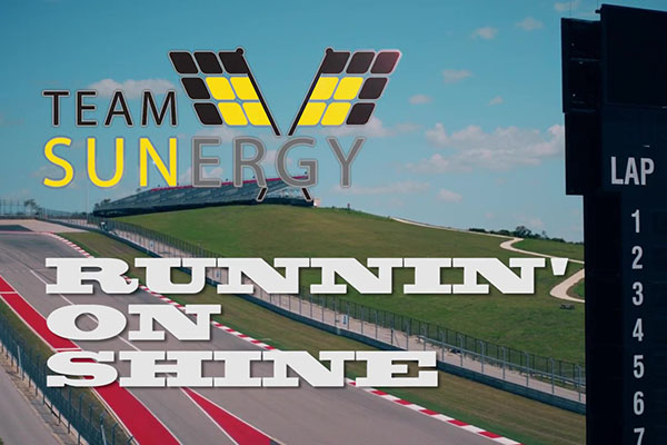 Runnin' on Shine: The story of Appalachian State University's Team Sunergy
