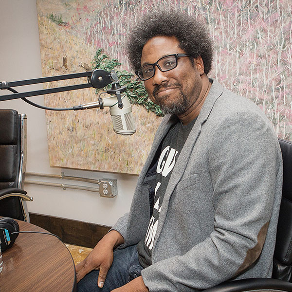 SoundAffect: W. Kamau Bell on humor and serious issues