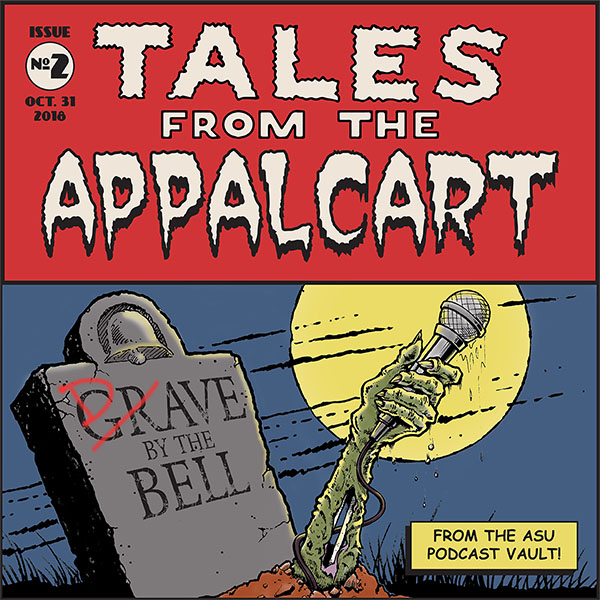 Dave by the Bell: Tales from the Appalcart pt. 2